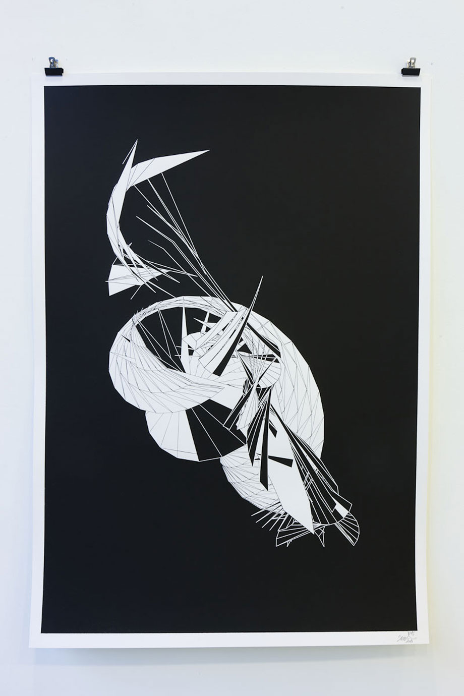 "Abel Martinez Foronda ""Codes of Abstraction"""