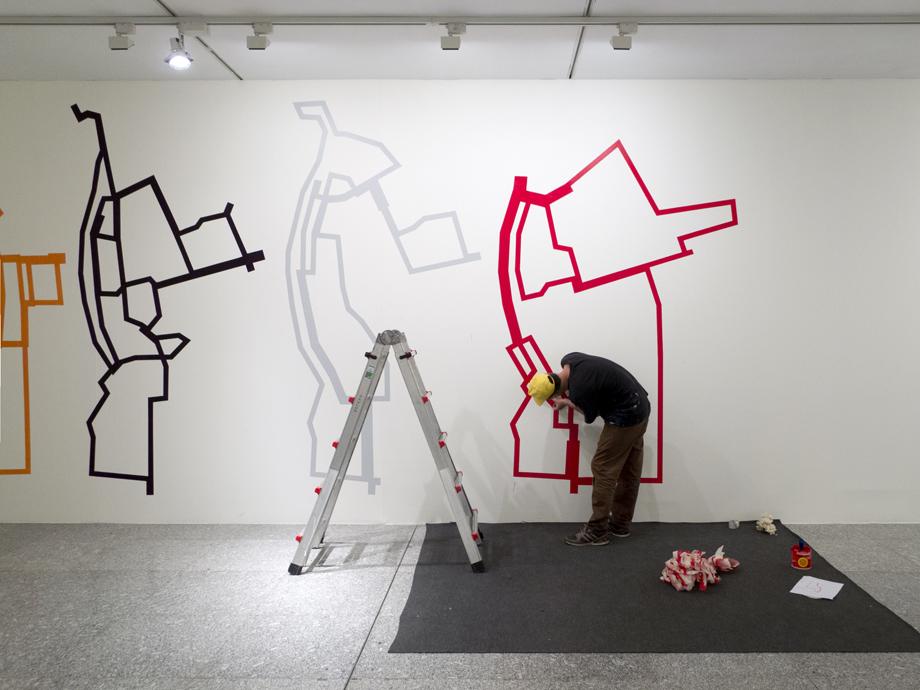 """Eltono. Exposición """"Deambular"""" Basque Museum-Center of Contemporary Art"""