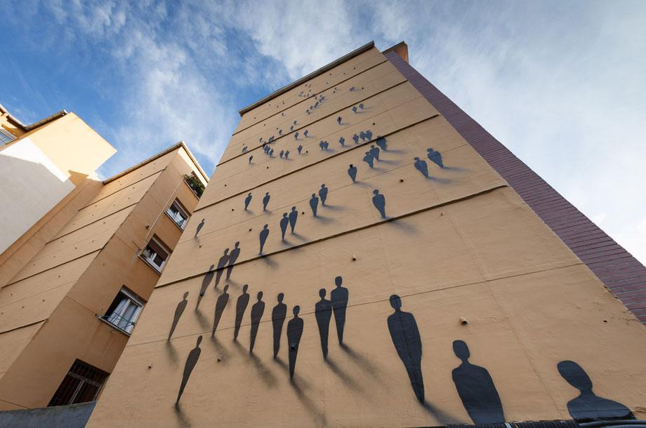 SUSO33. Mural. Bilbao 2015. SC Gallery + Art Management.